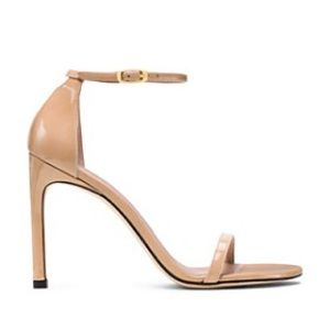 Stuart Weitzman Nudistsong High-Heel Sandals